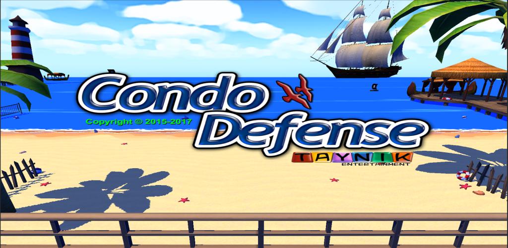 Condo Defense Feature Graphic